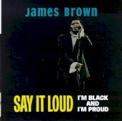 Say It Loud: I'm Black and I'm Proud