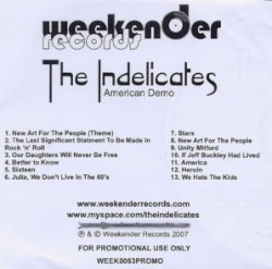 The Indelicates Guitar Chords, Guitar Tabs and Lyrics album from Chordie